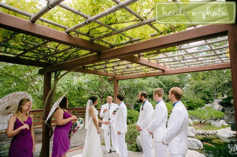 Japanese Friendship Garden Wedding erikhanseninfo