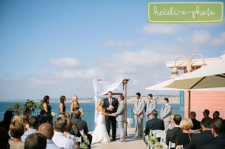 la jolla cove suites, la jolla, ca wedding – kassie + barney\'s ...