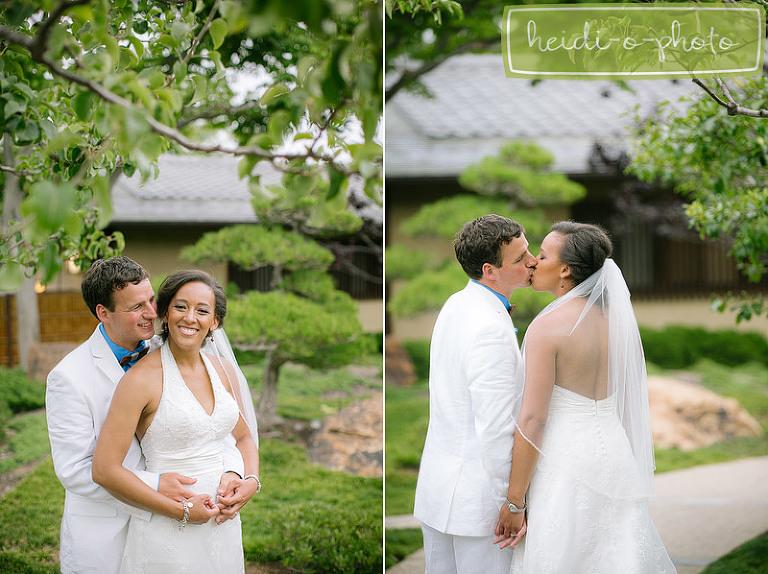 Friendship park wedding
