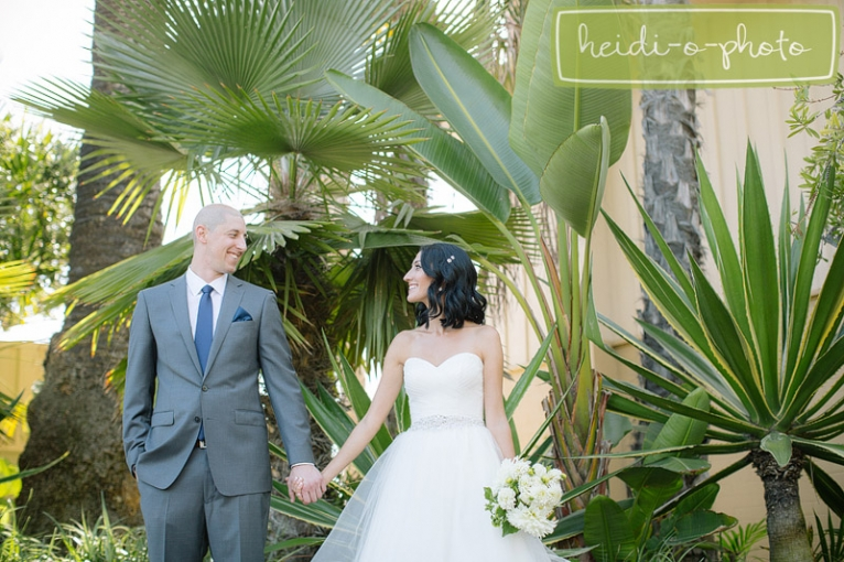 bahia san diego mission bay wedding photography natural modern