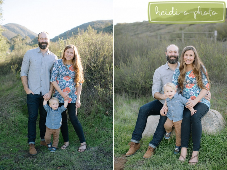 mission trails santee family photographer