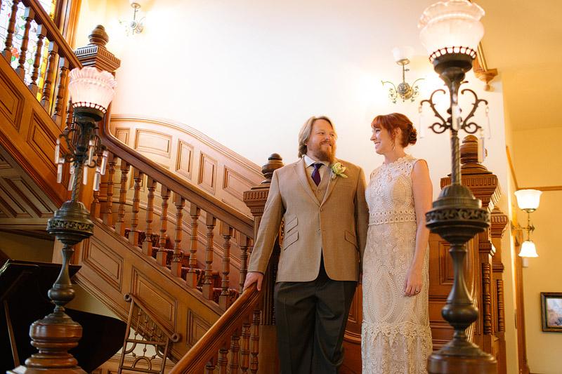 britt scripps inn san diego wedding photo