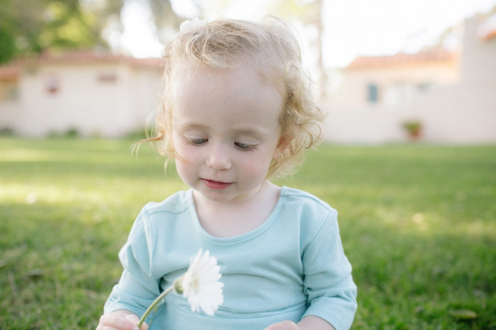 San Diego family portrait photographer creative natural outdoors